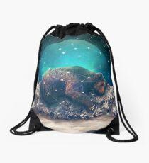 Under the Stars   Ursa Major Drawstring Bag