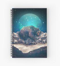 Cuaderno de espiral Debajo de las estrellas | Osa Mayor
