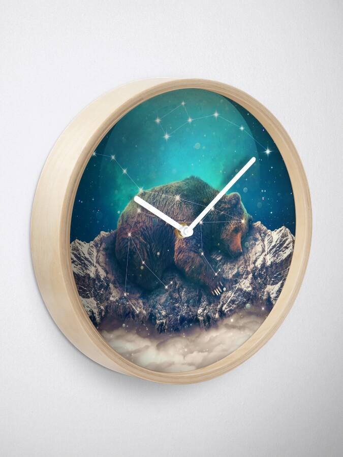 Alternate view of Under the Stars | Ursa Major Clock