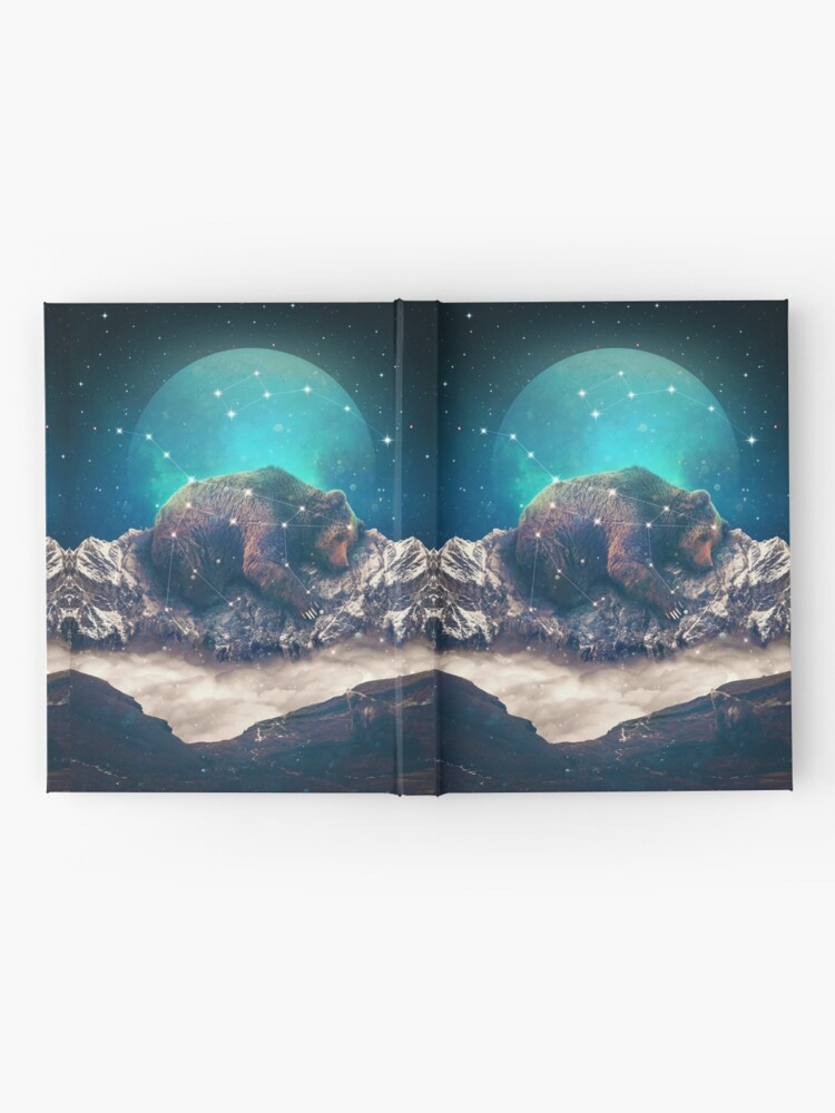 Alternate view of Under the Stars | Ursa Major Hardcover Journal