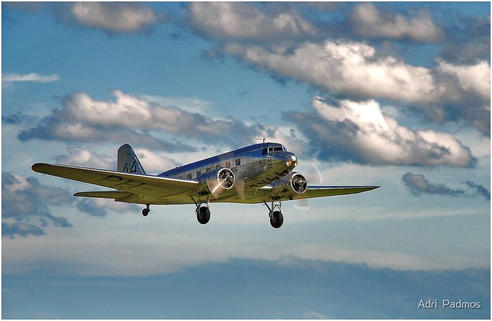The Flying Dutchman by Adri  Padmos