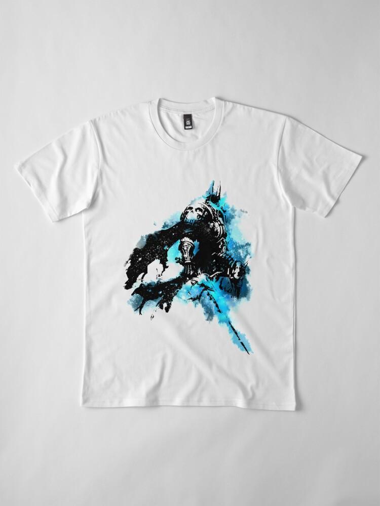 Alternative Ansicht von Der Lichkönig Premium T-Shirt