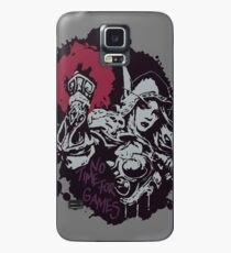 Sylvanas has no time for games Case/Skin for Samsung Galaxy