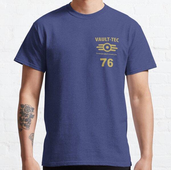 Vault 76 Tshirt Classic T-Shirt