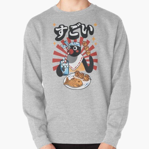 Matsuri Pengin Pullover Sweatshirt