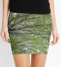 Overhang Mini Skirt