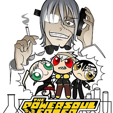 Power Soul Eater! :D Crossover LIGHT by Reno-Viol