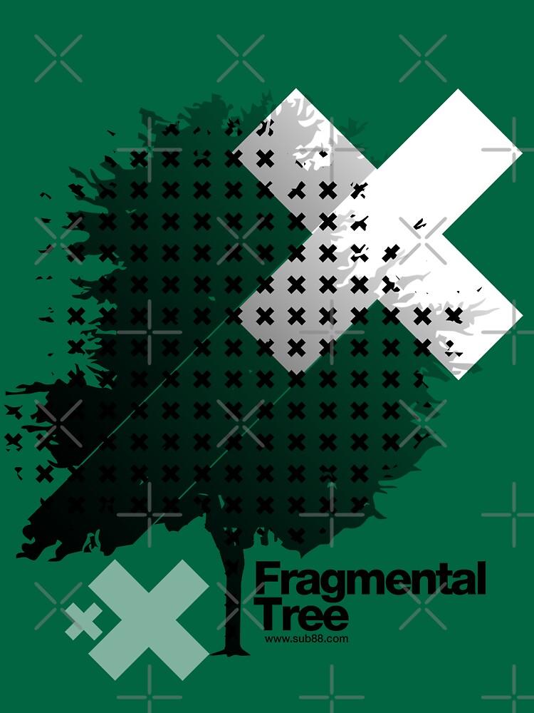 Fragmental Tree /// by sub88