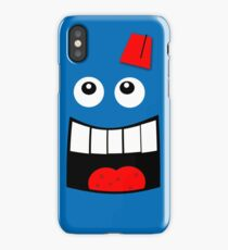 Dr FACE iPhone Case