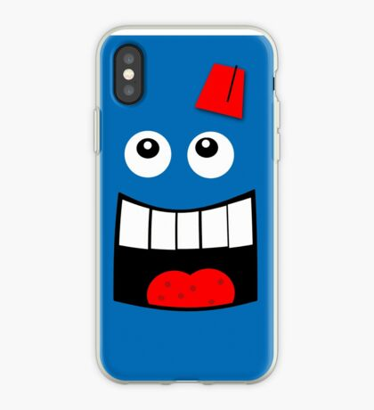 Dr FACE iPhone Case