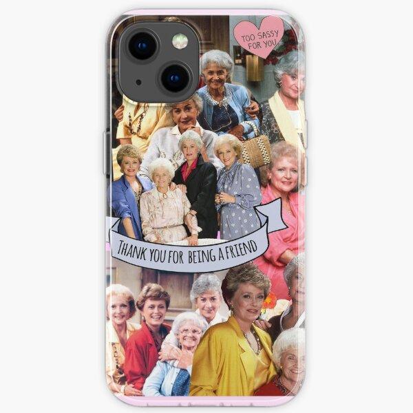 golden girls iPhone Soft Case