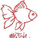 LeTank / Dj Mr.Fish - Red lines logo by thomasletank