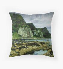 coastal beauty .... Throw Pillow