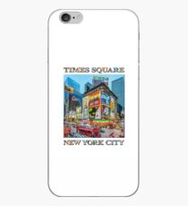 Times Square III Special Finale Edition poster iPhone Case