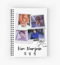 namjoon Spiral Notebook