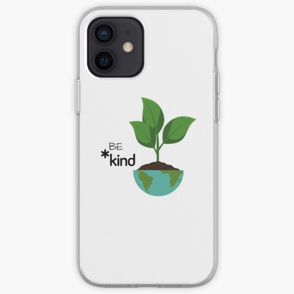 Be Kind - Earth iPhone Soft Case