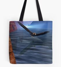 Canyon Cruzing Tote Bag