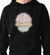 Cessert cake glowing Art Pullover Hoodie