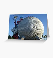 wdw Greeting Card