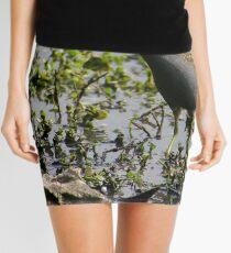 Australian Spotted Crake Mini Skirt