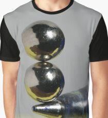 An Act of Balance Graphic T-Shirt