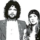 Buckingham Nicks by Sean's Designs