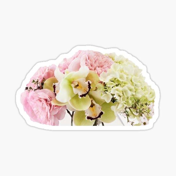 Orchid Lush Sticker