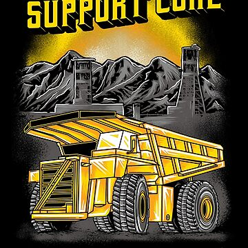 Support Coal Or Sit In the Dark by damnoverload