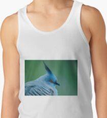 Crested Pigeon Men's Tank Top