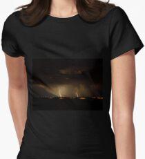 Rivoli Bay Thunder Women's Fitted T-Shirt