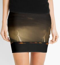 Rivoli Bay Thunder Mini Skirt