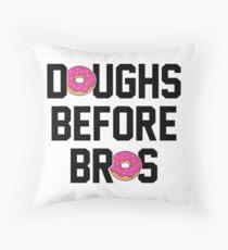 Doughs before bros Floor Pillow