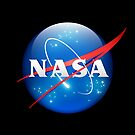 Nasa shirt Officially Licensed stylised NASA Logo T shirt gift ideas by Chilling Nation