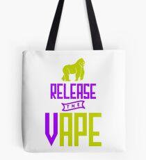 Release The Vape - Vape Vaping Gift Shirt Tee Tote Bag
