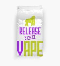 Release The Vape - Vape Vaping Gift Shirt Tee Duvet Cover