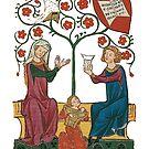 Medieval Love poem by edsimoneit