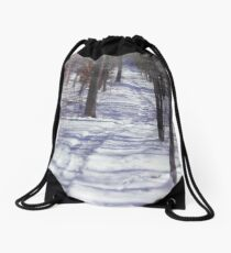 Wetlands Trail Drawstring Bag
