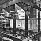 Glass - Steel - Lights - Dubai International Airport Terminal by Bryan Freeman