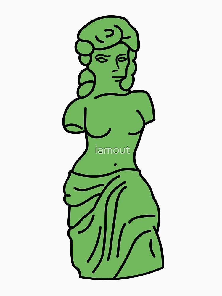 Venus de milo by iamout