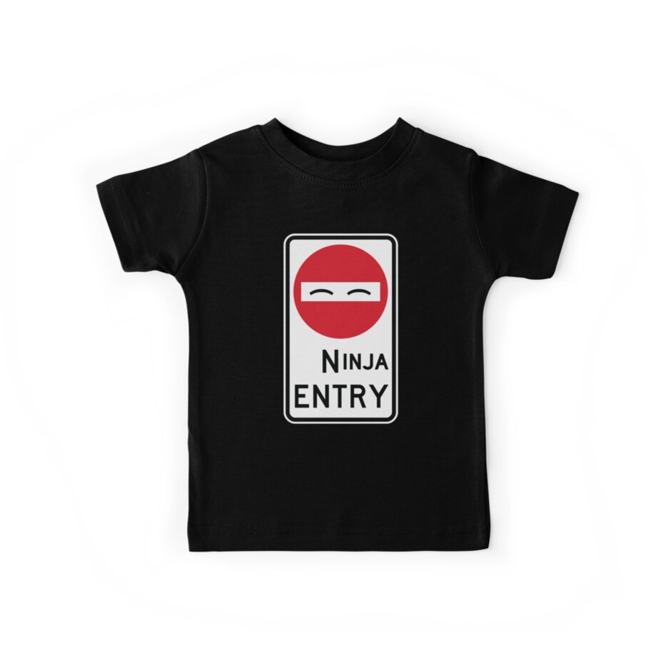 Ninja Entry by tinybiscuits