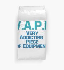 Very Addicting Piece of Equipment - Vape Vaping Gift Shirt Duvet Cover