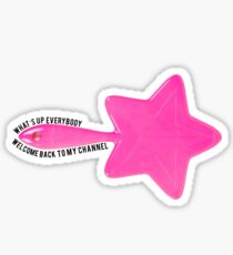 Jeffree Star Intro Sticker