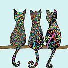 Three Amigos by FrankieCat