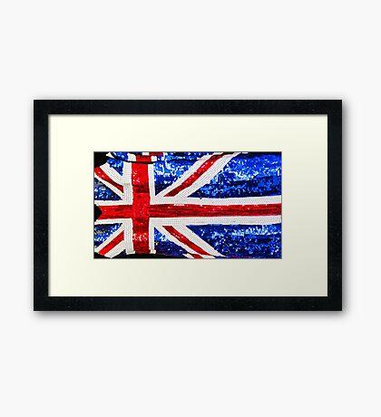 Jack Glitters - Camden Markets - London Framed Print