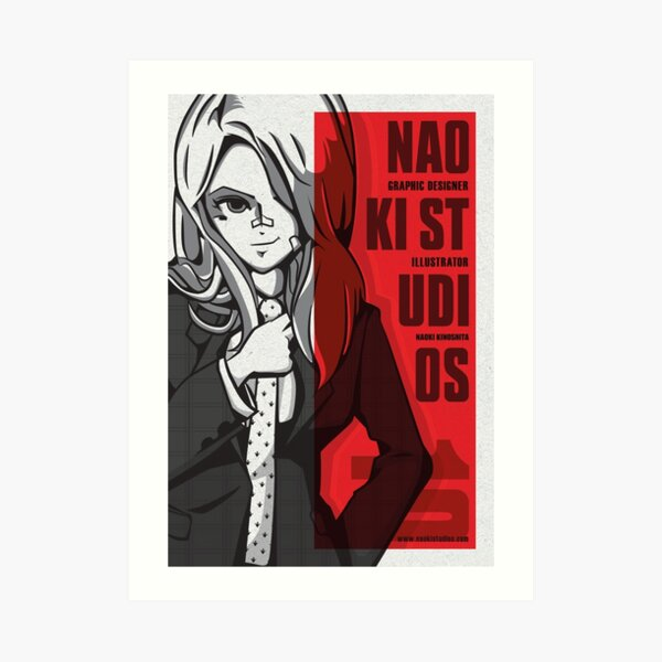NS Promo Art Art Print