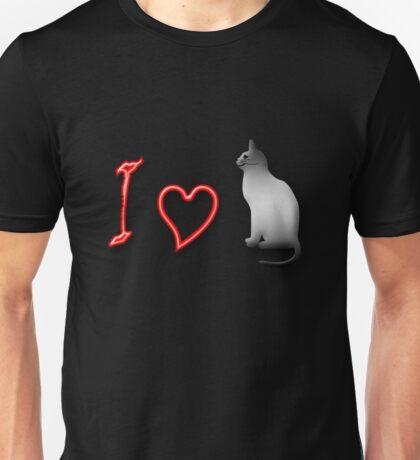 Love Your Cat T-Shirt