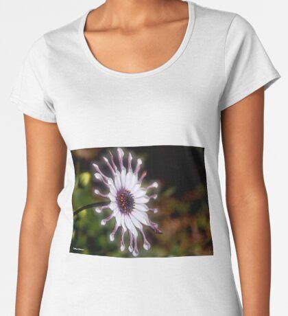 OSTEOSPERMUM – Purple African Daisy Women's Premium T-Shirt