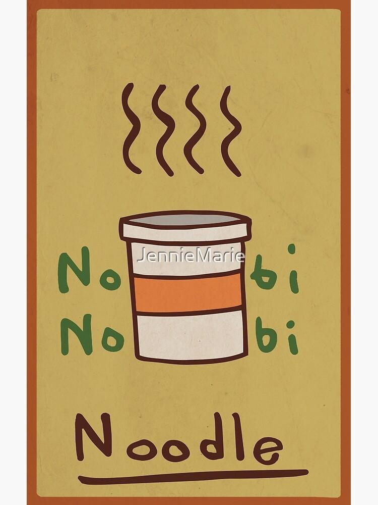 Nobi Noodle by JennieMarie