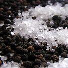 Salt & Pepper the perfect matrimony by patjila