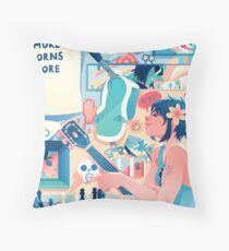 Noodle Throw Pillow